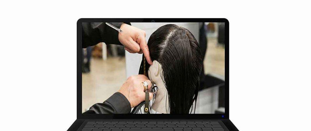 HairstylistInnen Online-Education für Friseurjobs