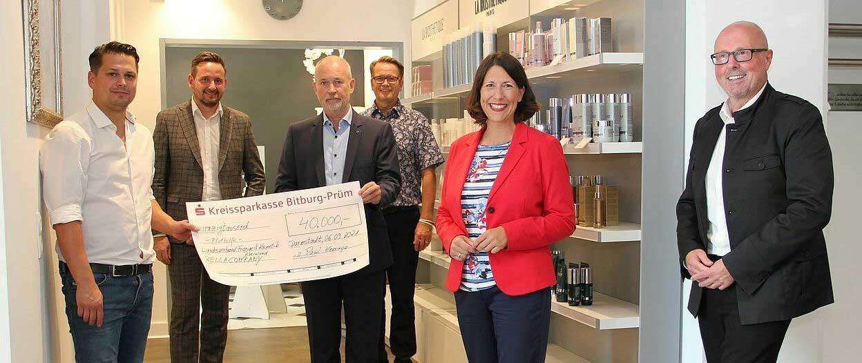 NL flutopferhilfe-friseure-liv-rheinland sammelt 250000 euro